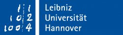 Logo of LUH Leibniz Universität Hannover